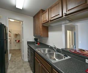 Kitchen, Charter Creek
