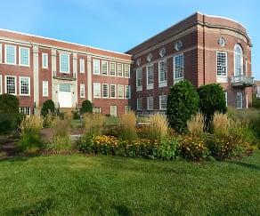 Building, Wilber School Apartments