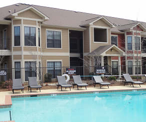 Pool, Vista Ridge Apartments