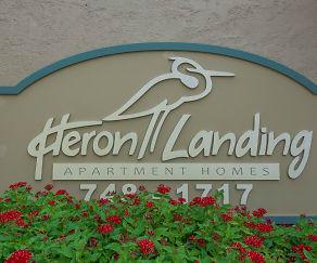Community Signage, Heron Landing