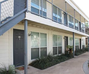 Building, Carillon Apartments