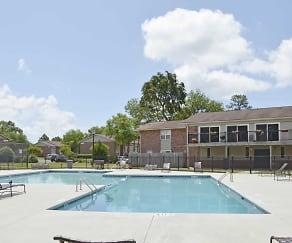 Pool, Park Place