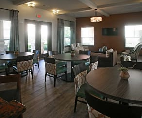 Clubhouse, Highland Villas Apartments