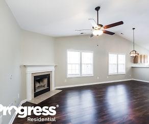 Living Room, 3013 Great Falls Dr