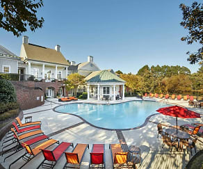 Pool, Preserve At Grande Oaks