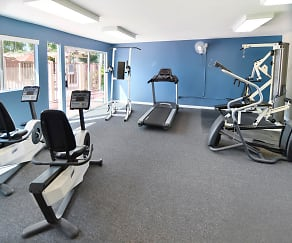 Fitness Weight Room, Ocean Park
