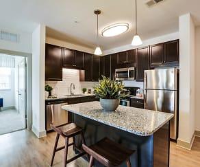 Kitchen, Millennium Apartments