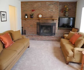 Living Room, Amity Commons