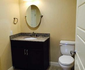 Bathroom, Taylor Gardens Senior Living 55+