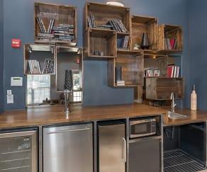 Kitchen, Meridian Parkside
