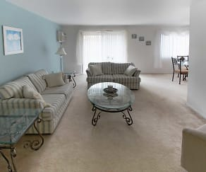 Living Room, Riverstone Apartment Homes