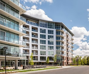 Gables Cherry Creek Apartments, Montessori School Of Denver, Denver, CO