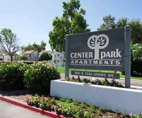 Building, Center Park