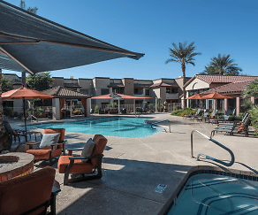 Pool, Scottsdale Highlands