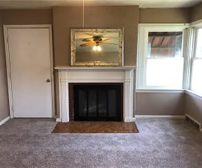 Living Room, 159 North 13th Avenue
