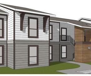 Building, Ivy Place