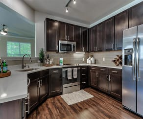 Kitchen, The Caruth