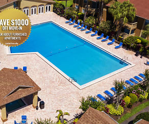 Pool, Summerlin at Winter Park Apartments