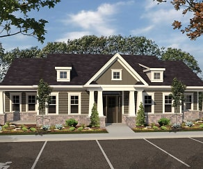 Clubhouse, The Townhomes at Stonebriar Glen