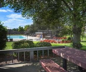 Pool, Yorktown Colony