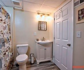 Bathroom, 1032 Standard Drive Level 2