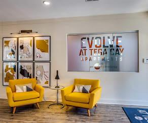 Living Room, Evolve at Tega Cay