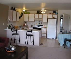 Kitchen, Sierra Sage