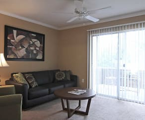 Living Room, The Reflections of West Creek