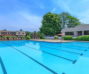 Pool, Kensington Club