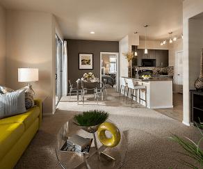 Living Room, Highland Groves at Morrison Ranch