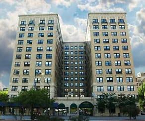 Building, 2850 N. Sheridan