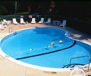 Pool, Christmas Lake Manor
