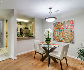Dining Room, Kendall Ridge Apartment Homes