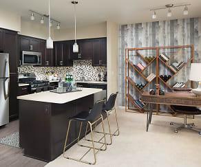 Kitchen, Valentia Apartment Homes