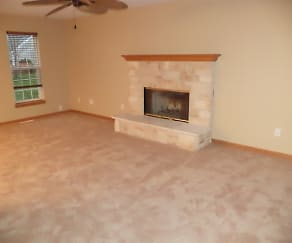 Living Room, 3618 Applewood Drive