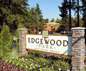 Community Signage, Edgewood Park Apartments