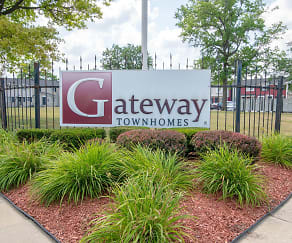 Welcome to Gateway Townhomes in Romulus, MI, Gateway Townhomes