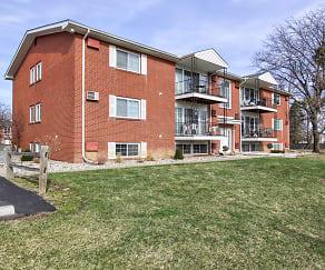 Building, Adrian Manor Apartments