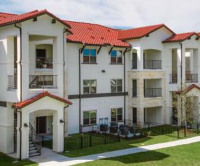 Building, Santa Clara Apartments