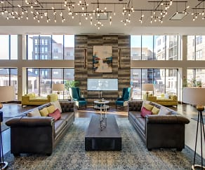 Clubhouse, The Residences at Annapolis Junction