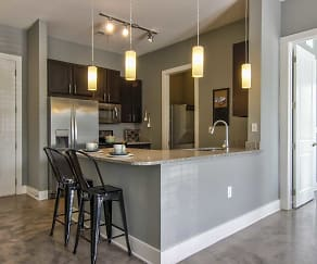 Kitchen, The Lively at Carolina Forest