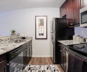 Kitchen, Merriam Park Apts