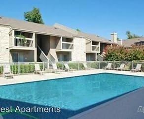 Pool, Stonecrest Apartments 4020 S. 130th East Avenue
