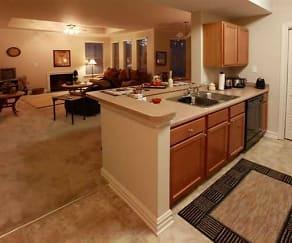 Kitchen, Mandeville Lake Luxury Apartment Homes