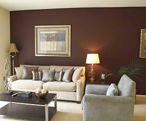 Living Room, Sonoma At Porter Ranch