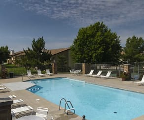 Pool, Pebblecreek Apartments