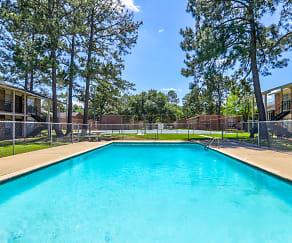 Pool, Fox Hill Apartments