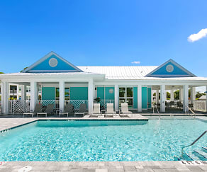 Pool, Lemon Bay Apartments