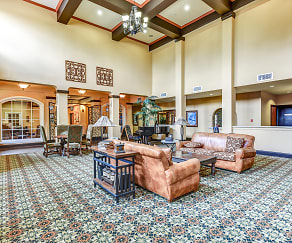 Clubhouse, Mariposa at Hunter Road (Senior Living 55+)