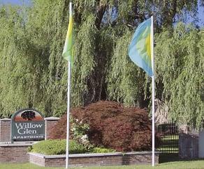 Community Signage, Willow Glen